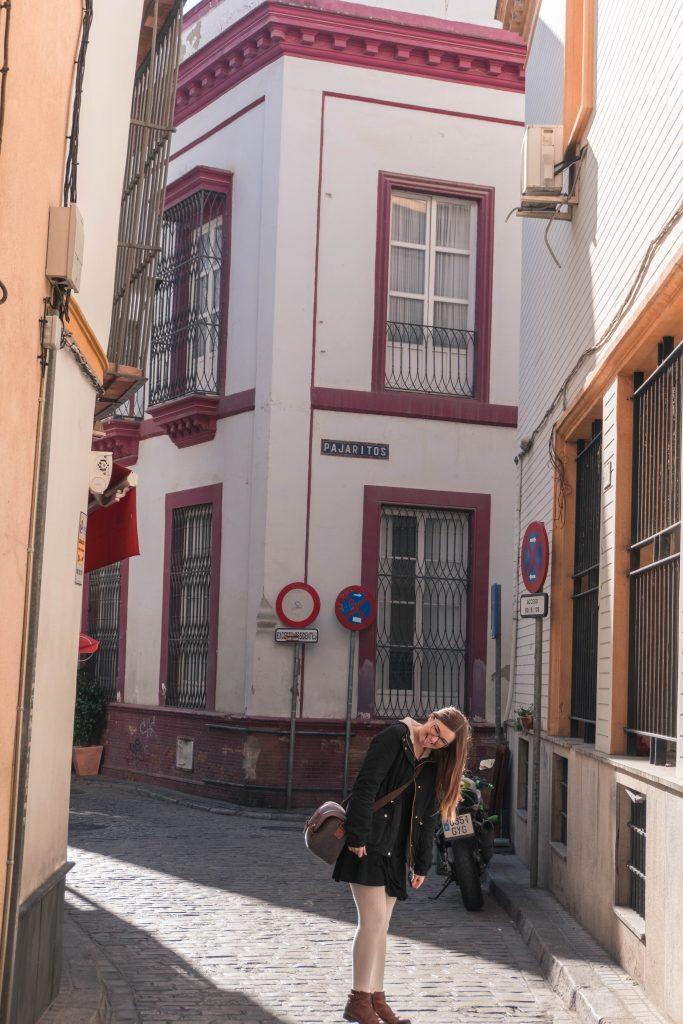Addie Santa Cruz Seville