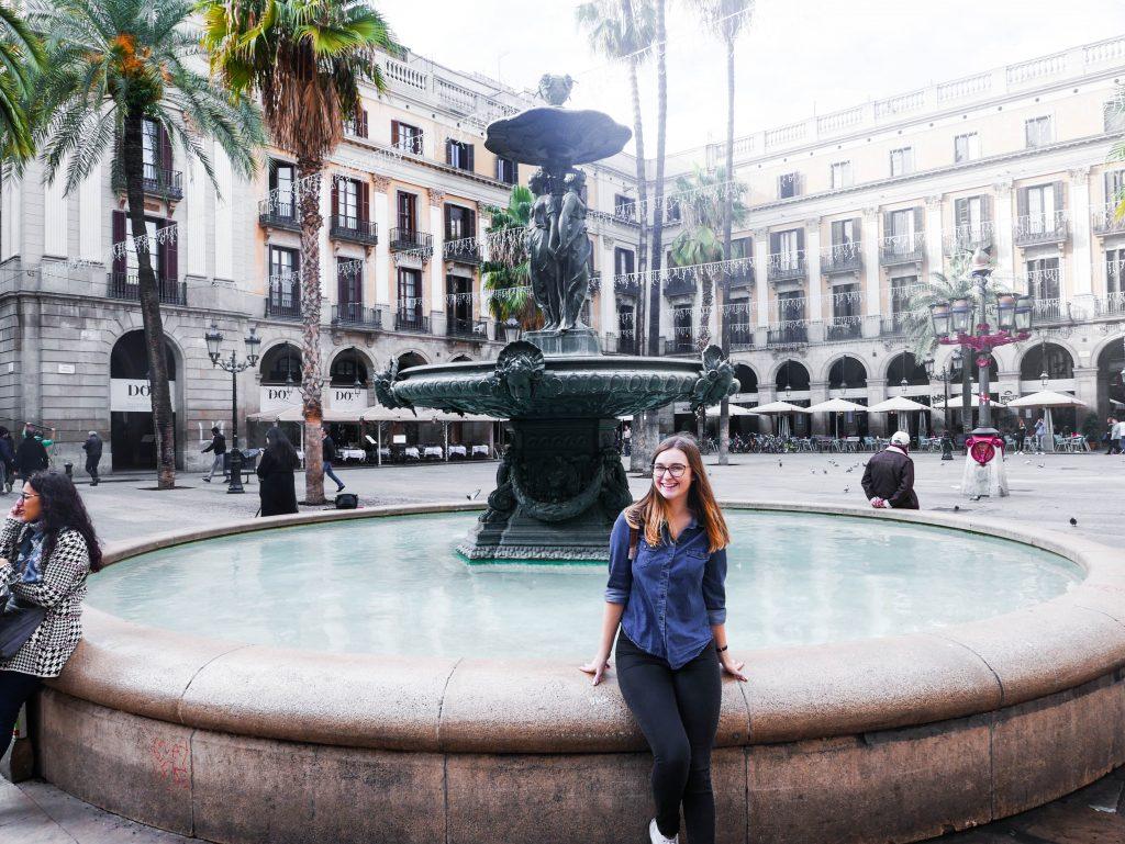 Addie Placa Reial Barcelona