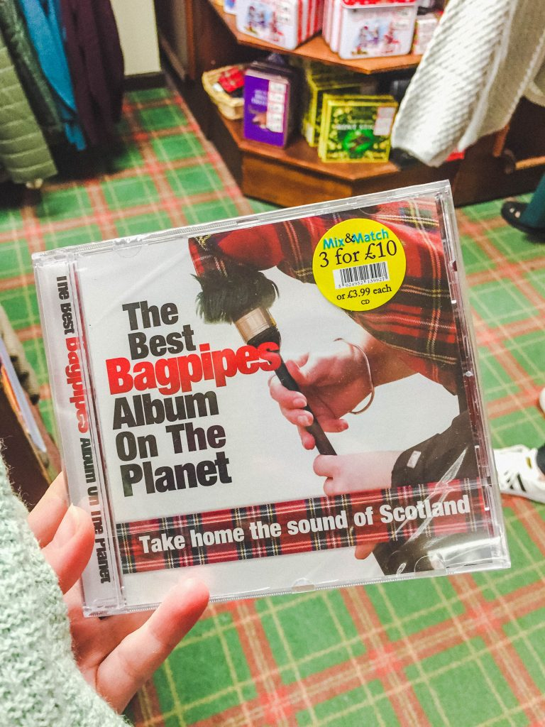 The Best Bagpipes Album on the Planet
