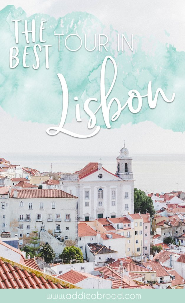 Imagine cruising through the streets of Lisbon in an open top Jeep, wind whipping through your hair as you explore the best viewpoints in Lisbon. This can be your reality on one of the best-guided tours of Lisbon: We Hate Tourism Tours' King of the Hills Tour. Not convinced yet? Read this tour review to see why you HAVE to take this tour. #lisbon #portugal #lisbonportugal #travel #travelblog #travelblogger #europe #visitlisbon
