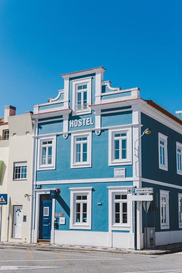 The Aveiro Rossio Hostel in Aveiro, Portugal