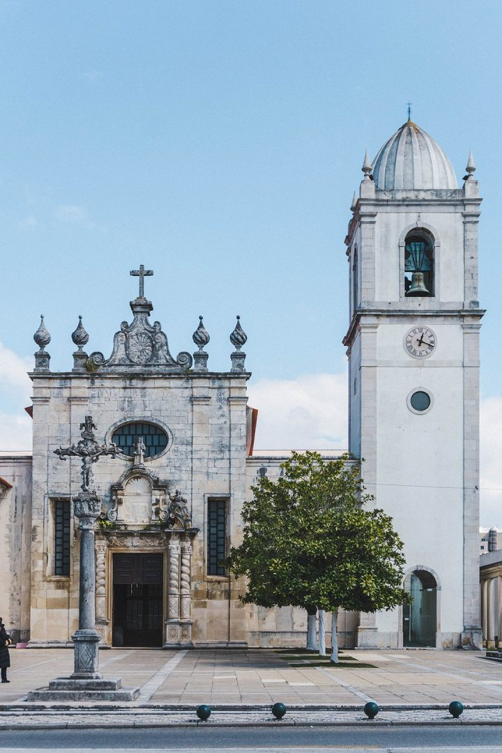 The Se Cathedral de Aveiro in Aveiro, Portugal pictures
