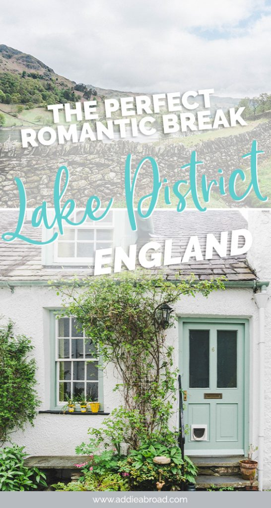 The Lake District in England, UK is the perfect place for a short weekend break. From beautiful hikes to adorable tiny towns, you definitely need to go to the Lake District! Read this post now for the ultimate guide to a romantic Lake District break! #england #travel #travelguide