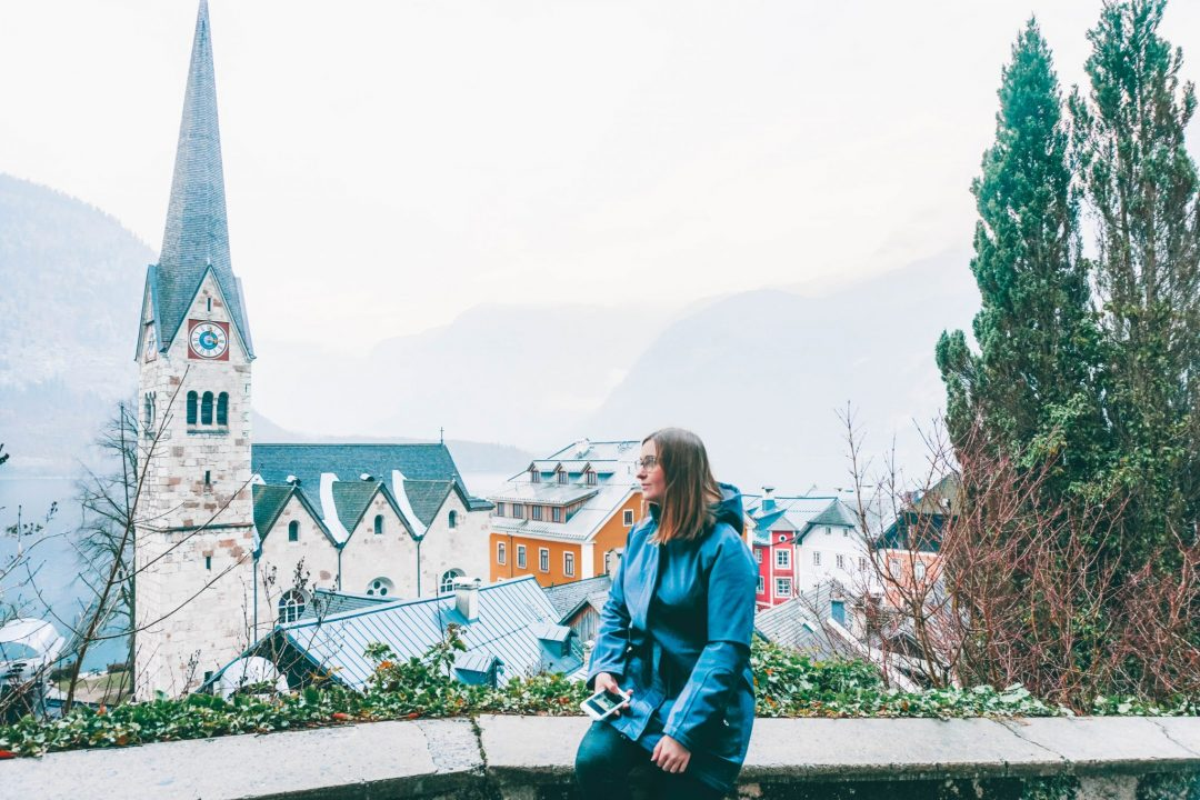 How to Take Pictures of Yourself When You're Traveling Solo