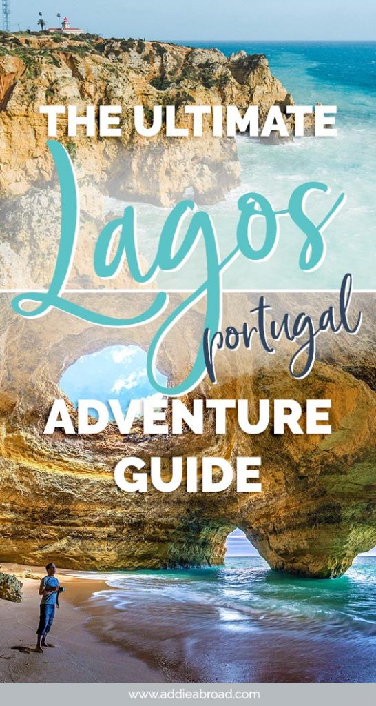 Lagos, Portugal is the perfect place for newbie adventurers. Here's all of the best things to do in Lagos, Portugal - from surfing to lazing around on the beach. #Lagos #Portugal #Europe #AdventureTravel #TravelInspiration