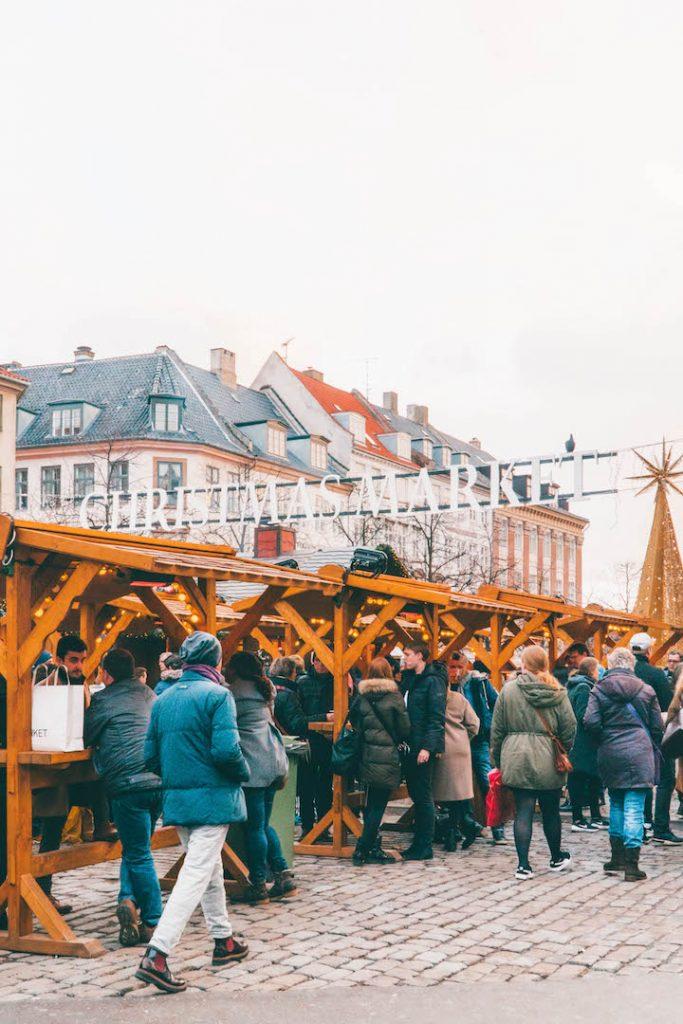 A Copenhagen Christmas Market