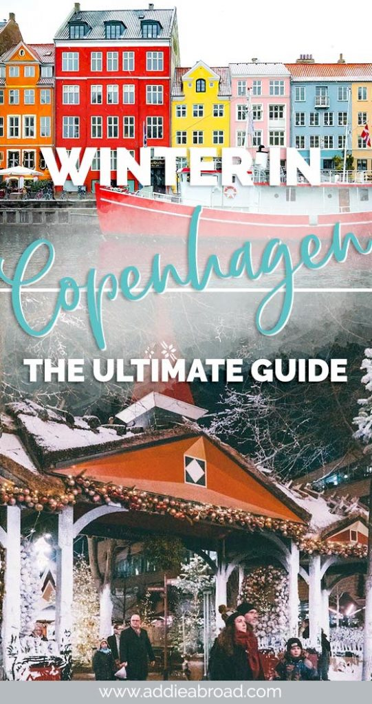 Planning on visiting Copenhagen in winter? This ultimate guide to winter in Copenhagen has everything you need, including where to stay, what to eat, things to do in Copenhagen, and the best Copenhagen Christmas markets! Click to read. #europe #travel