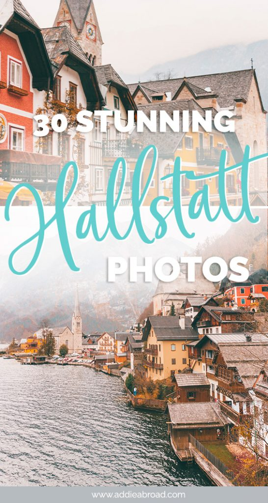 Hallstatt, Austria is an absolutely beautiful village in the Salzkammergut region that is totally worth exploring. This Hallstatt mini guide features 30 stunning Hallstatt photos that will have you dreaming of a trip there.