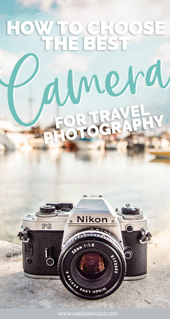 Want to take better travel photos? Check out this guide to how to choose the best camera for travel photography, which tells you everything you need to know to choose the best camera for you! Click through to read ↠