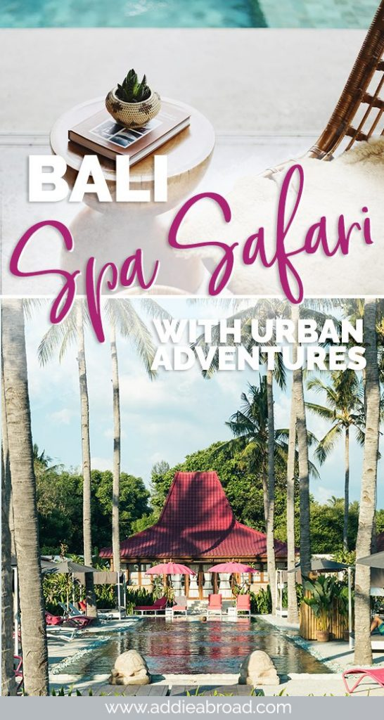 Find all of the best Seminyak spas and experience a bit of culture on the VW Kombi Spa Safari tour with Urban Adventures. Click through to read the review!