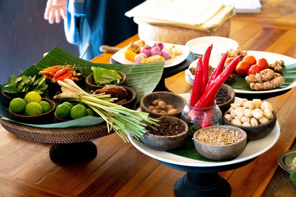 Ubud cooking class