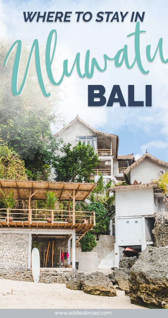 Looking for the ultimate Bali Instagram hotel? You absolutely need to add Dreamsea Uluwatu to your Bali itinerary! This Bali surf camp has everything you need, from great beaches, to surfing, to delicious food. Click through to check it out! #uluwatu #bali #travel #instagram