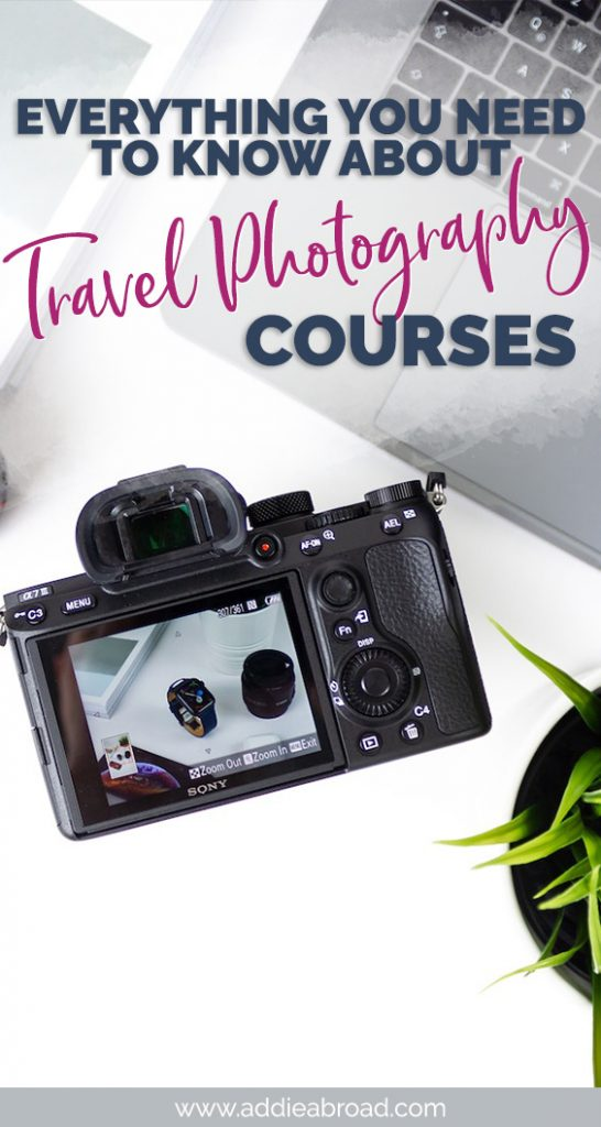 Looking for travel photography tips, tutorials, and cheat sheets? Learn everything you need to know about travel photography courses in this blog post! Click through to read.