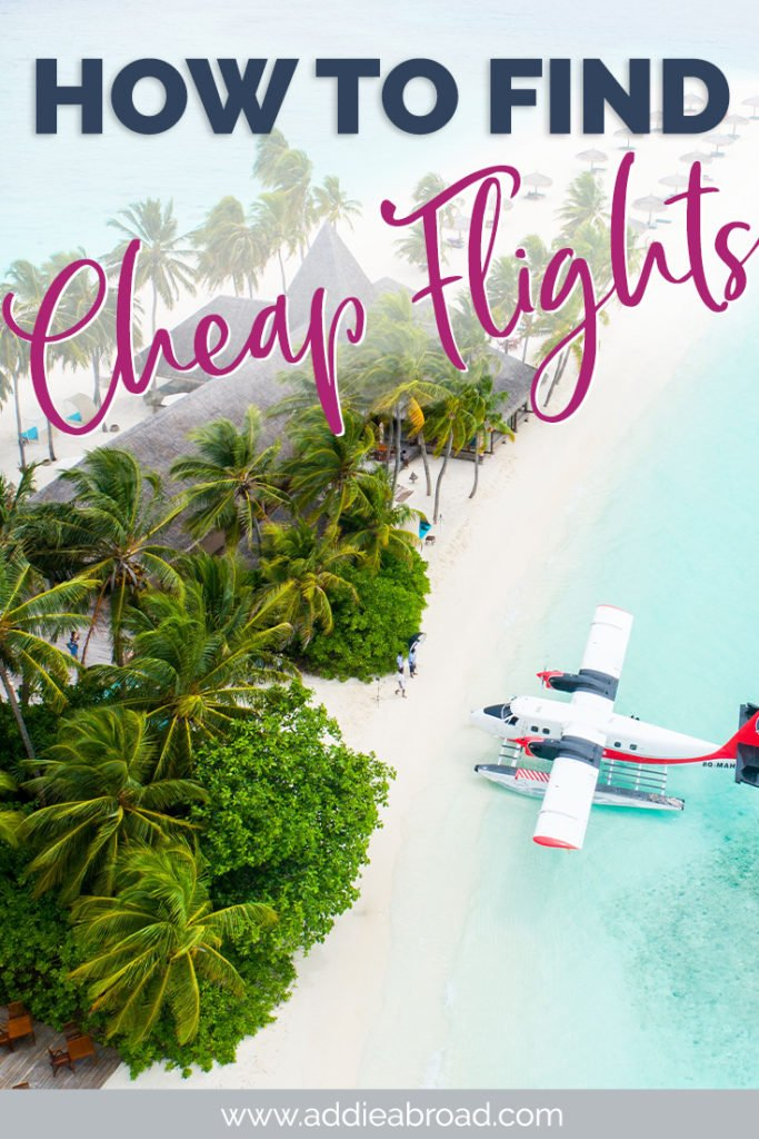 Finding cheap flights can be a pain, but it's easier than you think! Learn how to find cheap flights and get cheap flights with CheapOAir in this ultimate budget flight guide! | How to Book Cheap Flights | Cheap Flight Hacks #travel #flights #cheapflights