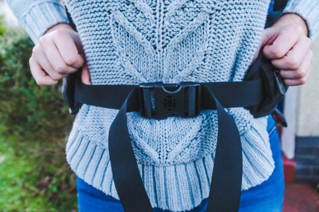 the hip belt