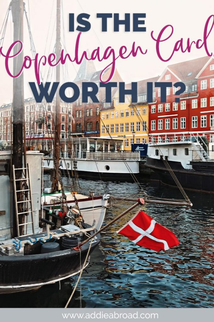 Looking for things to do in Copenhagen and ideas on how to save money in Copenhagen! The Copenhagen Cards is the best way to travel in Copenhagen on a budget! Click through to read this review and learn all about it. #copenhagen #travel #budgettravel