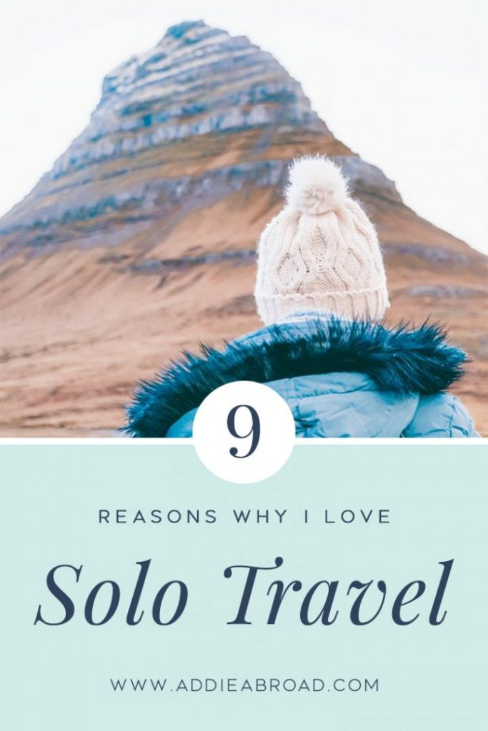 There are so many reasons to love solo travel. From the freedom it gives you to the confidence you gain, here are 9 reasons why I love to travel solo. Click through to read!