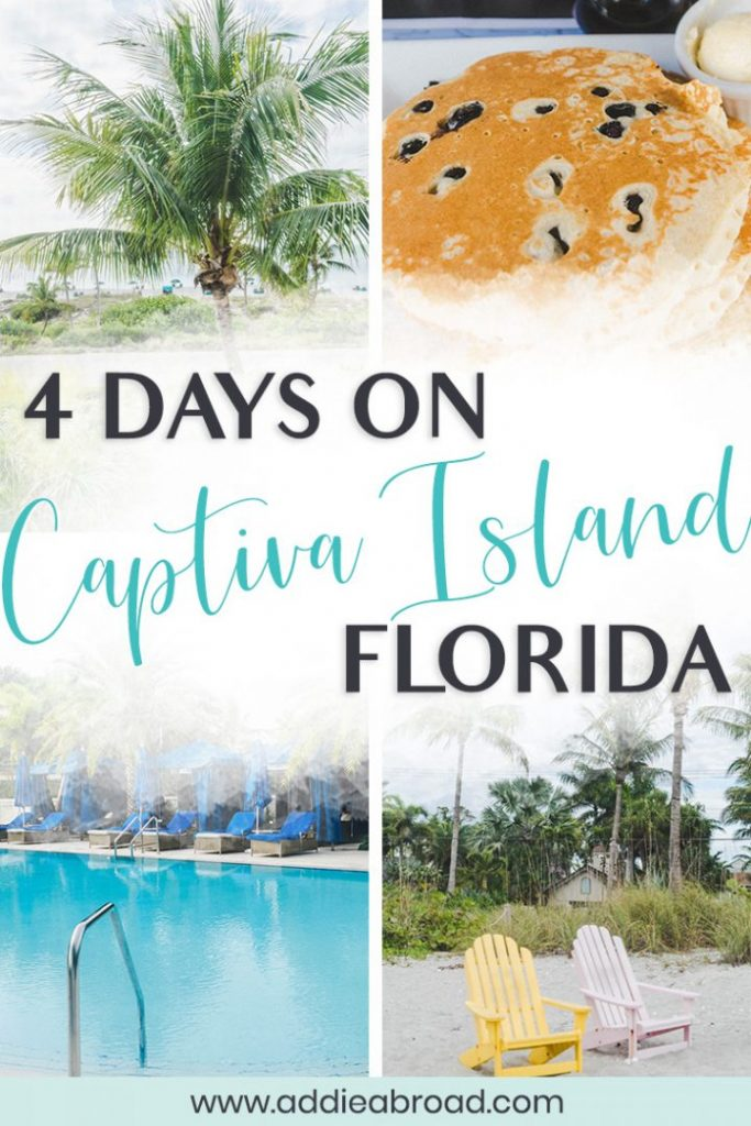 4 days on Captiva Island, Florida makes for the perfect Florida vacation. Dine at the Bubble Room, relax by the pool, go dolphin watching, and visit Sanibel Island. For some of the best things to do in Florida, you have to go to Captiva Island!