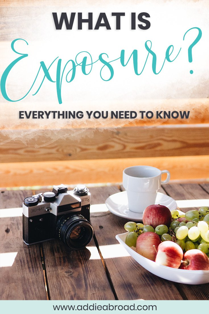 Ever wonder: what is exposure? If you want to up your photography game, then this blog post will teach you everything you need to know, including aperture, shutter speed, and iso.