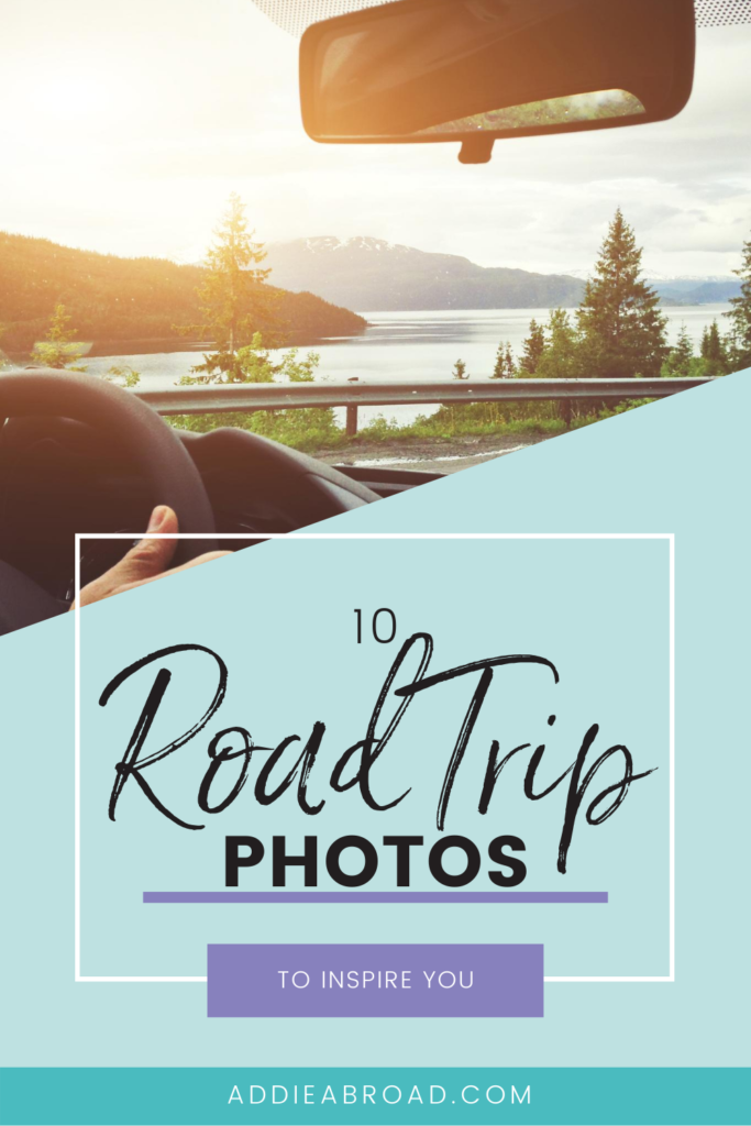 Planning a cross-country or national parks road trip anytime soon? Then you NEED to check out these stunning road trip photos!