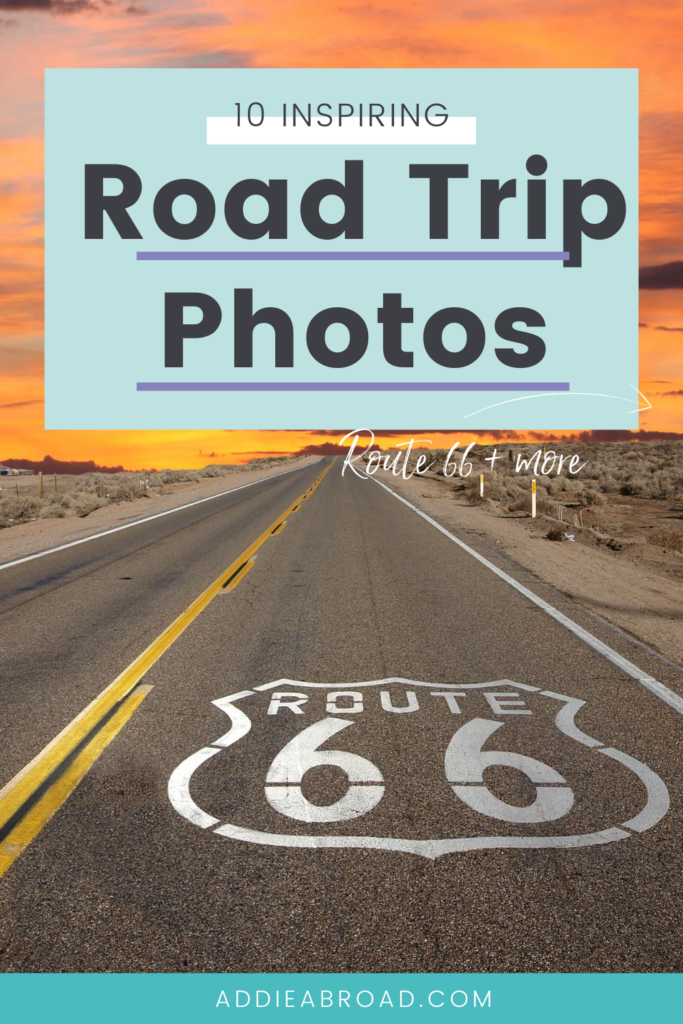 Dreaming of a Route 66 road trip? Then you NEED to check out these USA road trip photos - they'll have you hitting the road in no time!