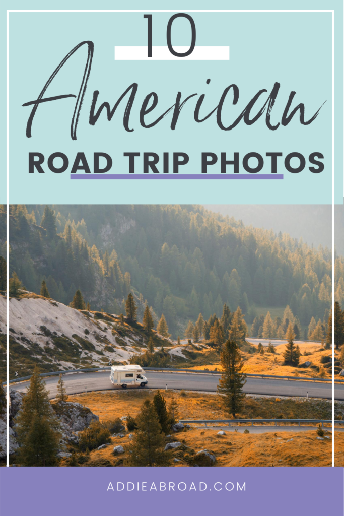 Ah, the great American road trip - there really is nothing quite like it. Whether you're driving down Route 66 or visiting the National Parks, you can't go wrong with a cross-country road trip like the one in these road trip photos.