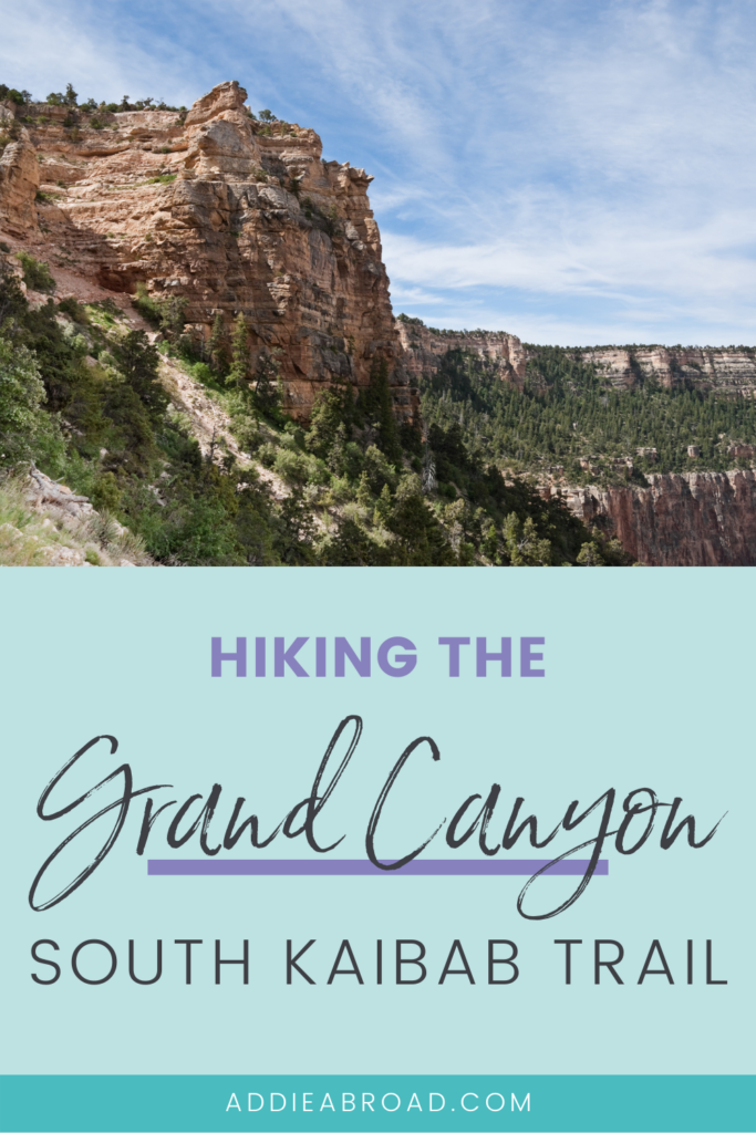 Looking for the best Grand Canyon hikes? Look no further than the South Kaibab Trail for one of the best Grand Canyon day hikes! Click through for all the info.